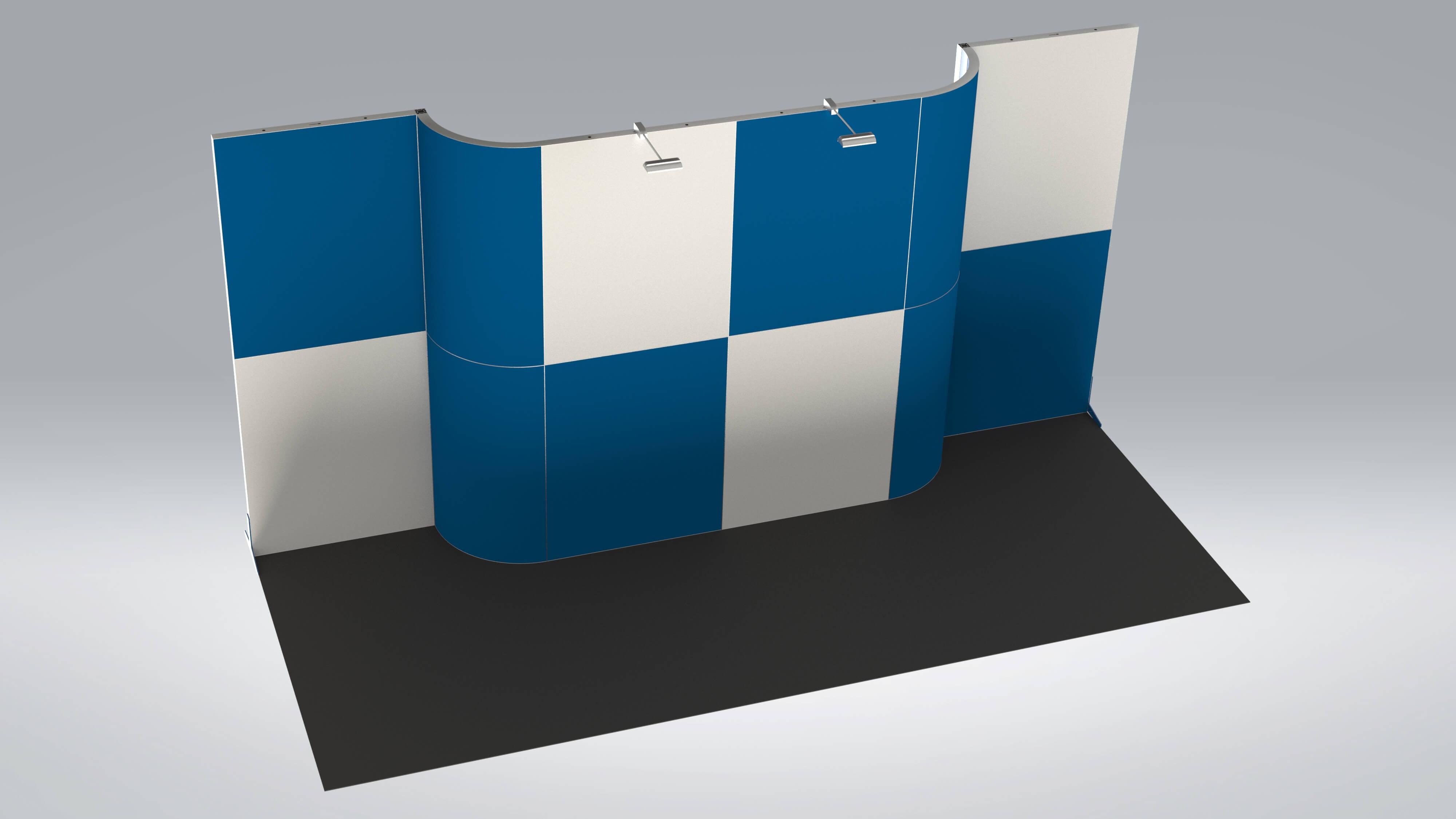 MOdular magnetic 12 paneli